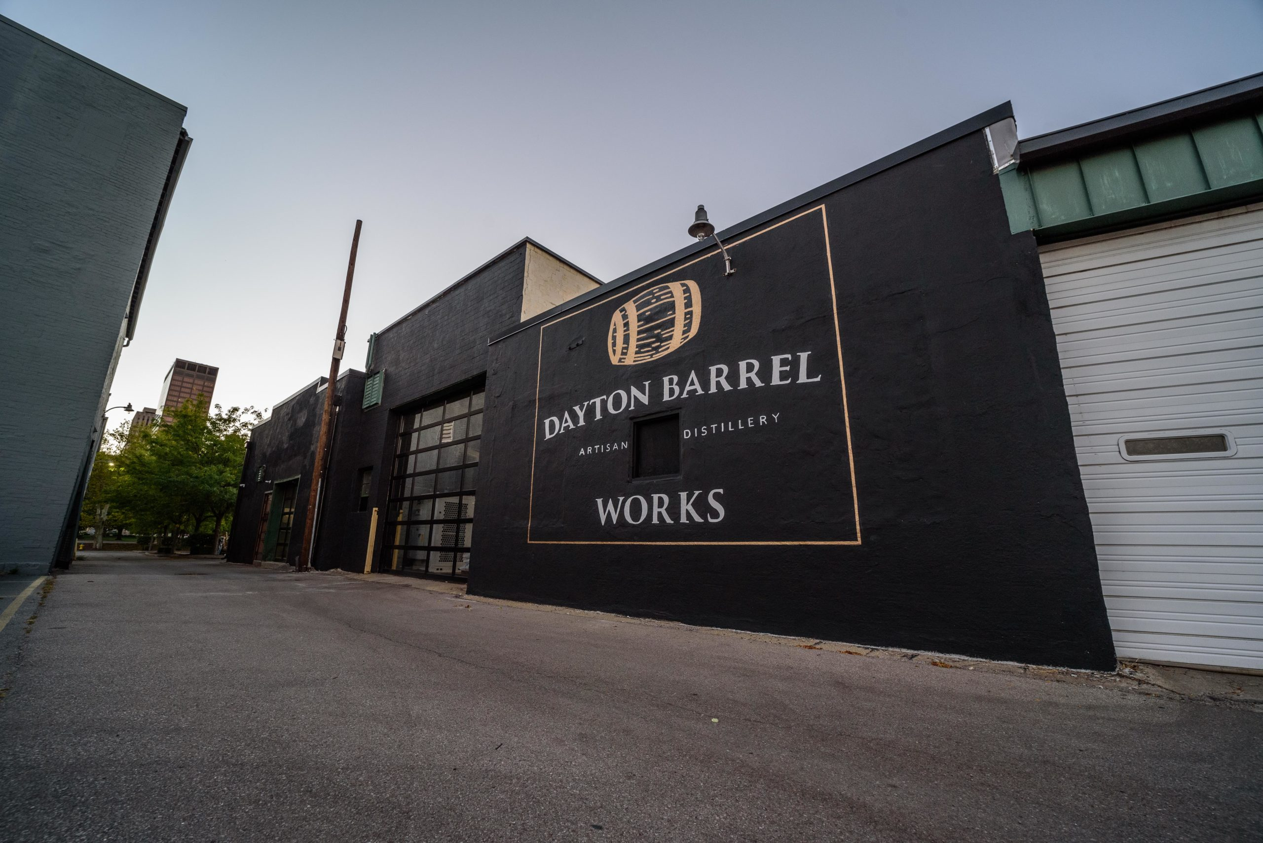 dayton barrel works exterior